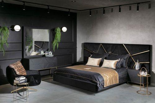 חדר שינה מעוצב גרניט