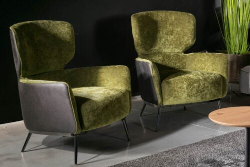 כורסא מעוצבת דאלי
