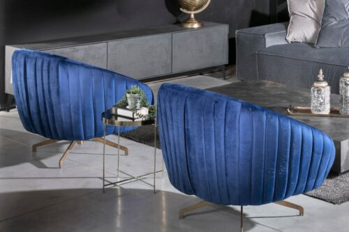 כורסא מעוצבת לורה