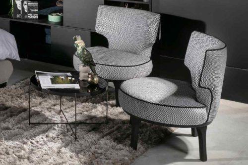 כורסא מעוצבת סיאם