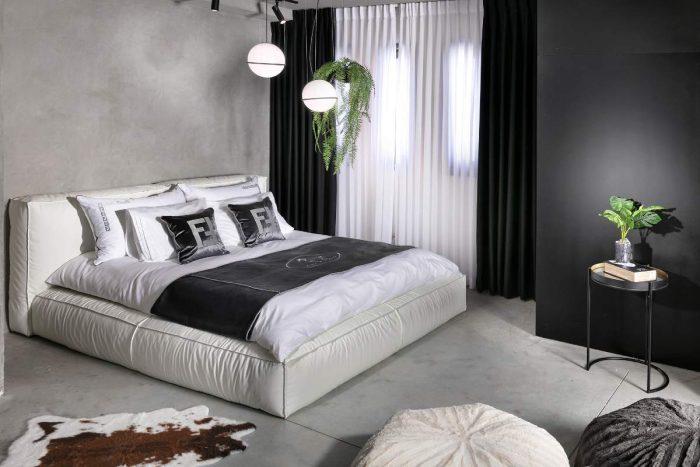 חדר שינה מעוצב דובה