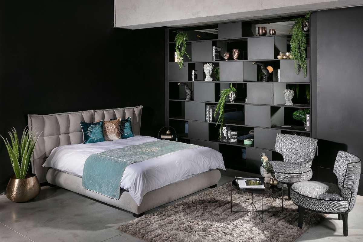חדר שינה מעוצב עידן