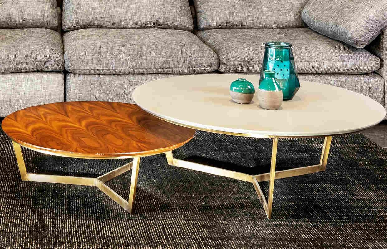 שולחן סלון ומזנון אסיל