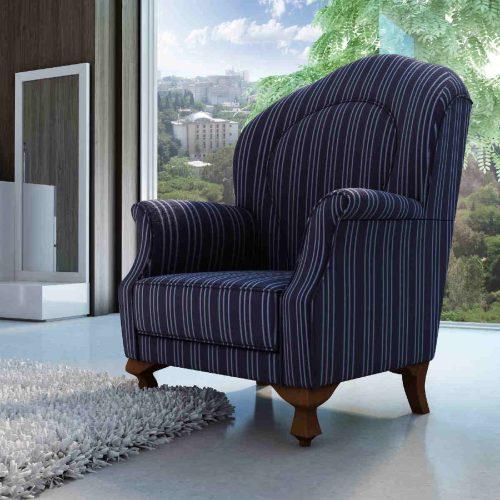 כורסא מעוצבת נסיך