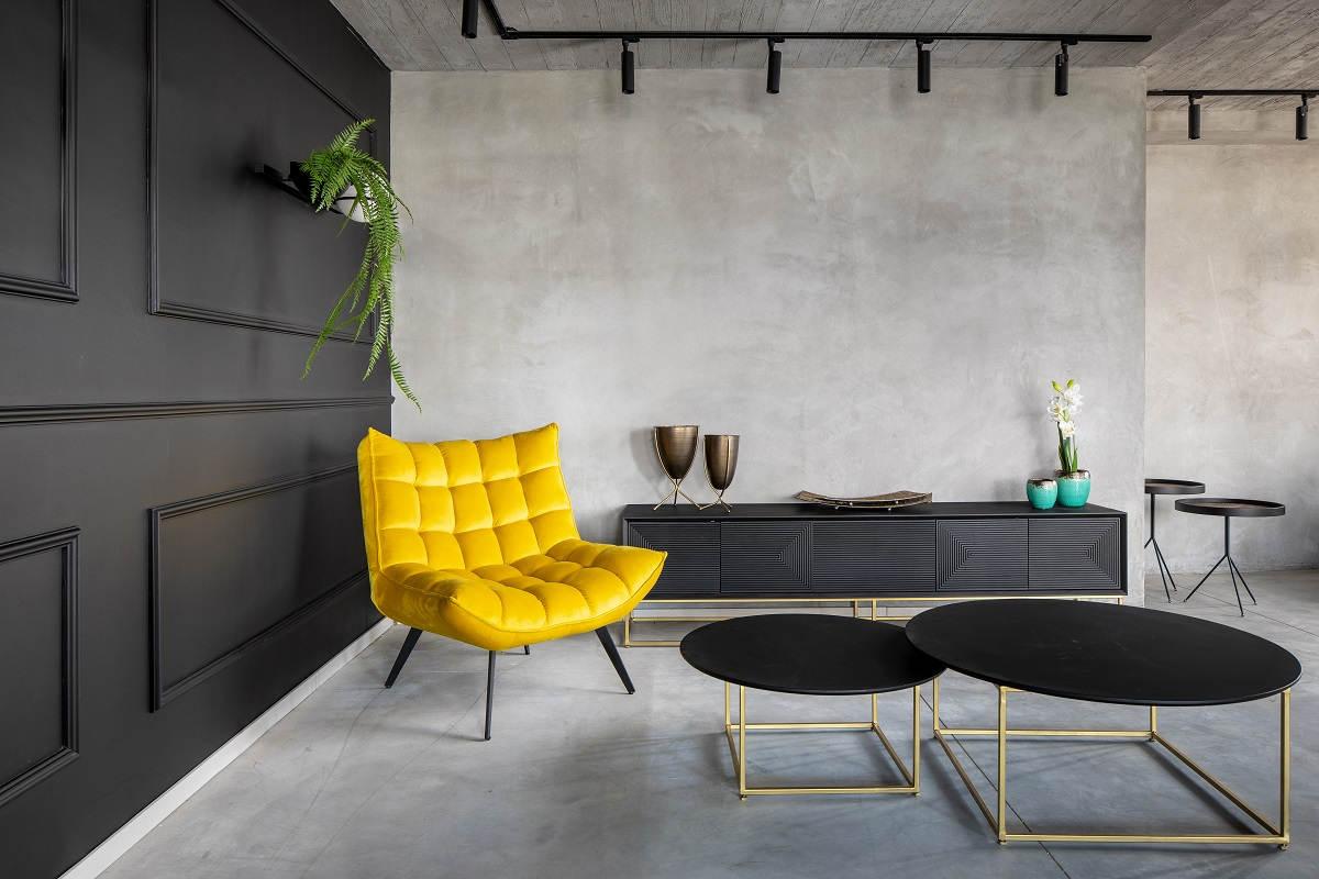 שולחן סלון ומזנון מיתר