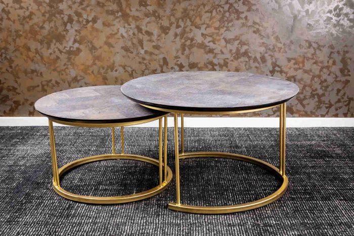 שולחן סלון ומזנון ספרינג