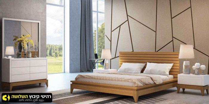 חדר שינה מעוצב פיזה