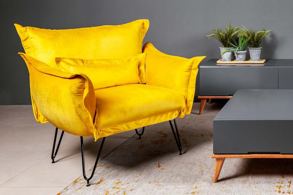 כורסא מעוצבת צ'אפה