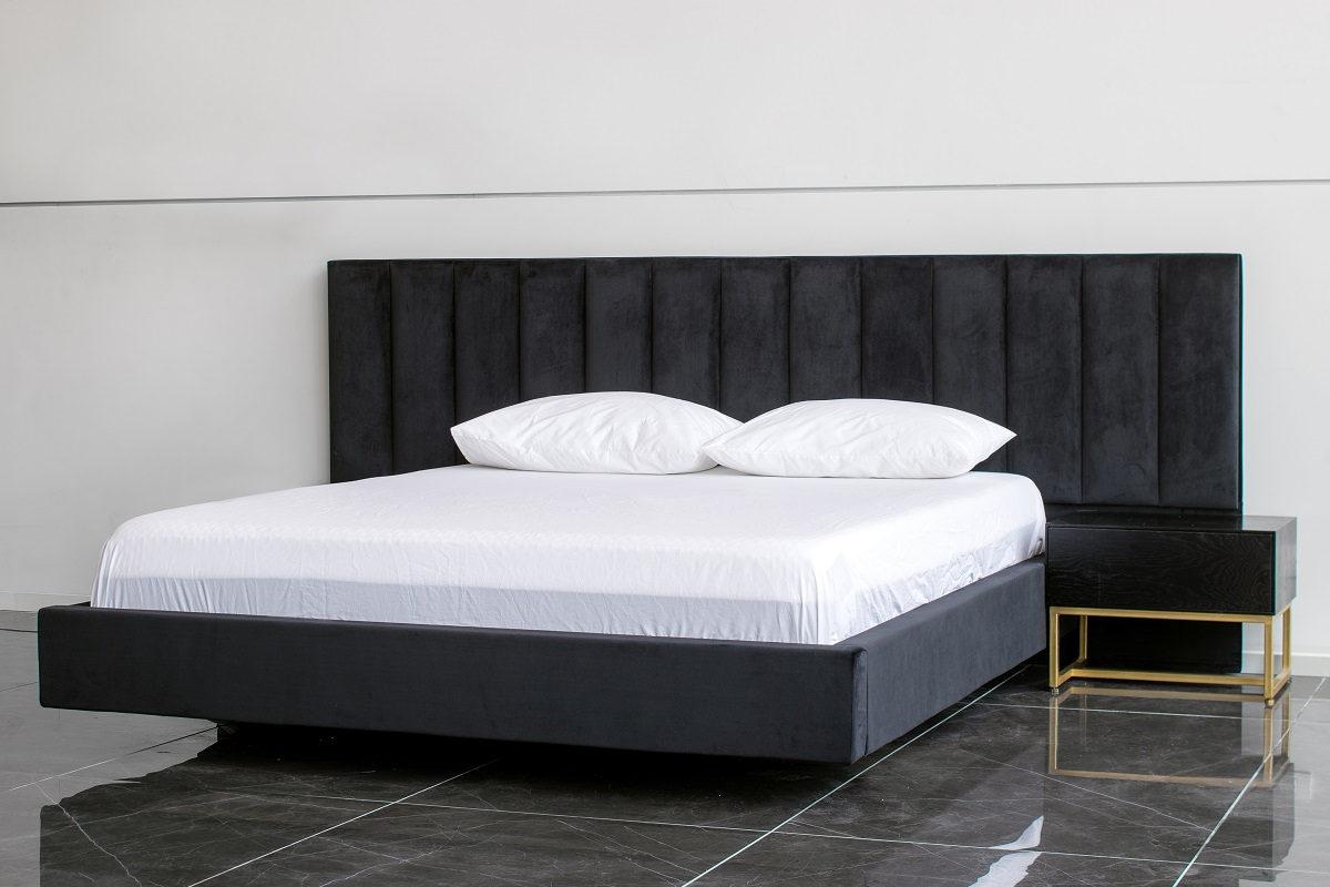 חדר שינה מעוצב קריד