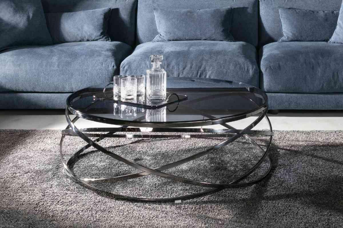 שולחן סלון ספירלה