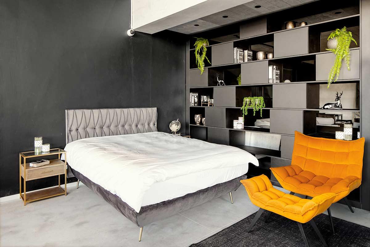 חדר שינה מעוצב תומר