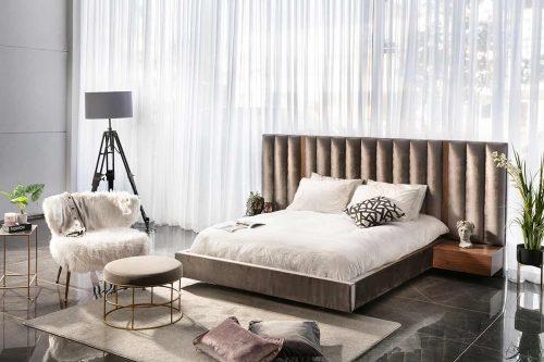 חדר שינה מעוצב רסיטל